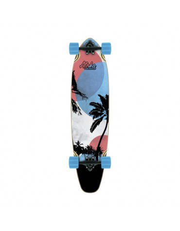 "longboard aloha pintail 37.8"" de long"