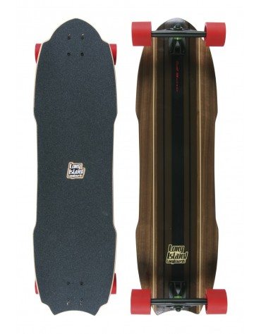 "longboard long island descent 37""x9.7"