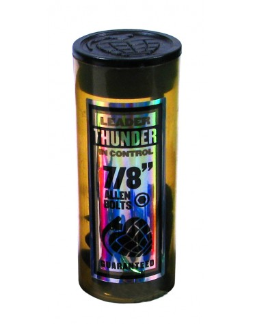 Visseries Thunder 7/8""