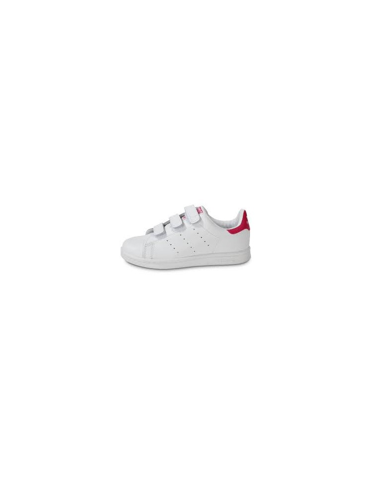 huge discount d9a92 dd42c chaussure adidas stan smith kids cuir blanche CF C