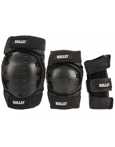 set de protection adulte bullet blk