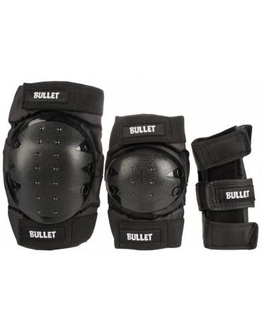 set de protection adulte bullet blk