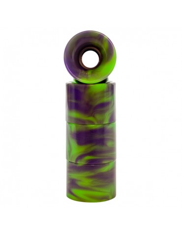 Roue  PENNY  Green purple