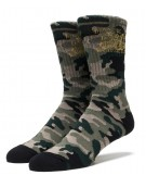 Chaussettes HUF Say Camo Crew