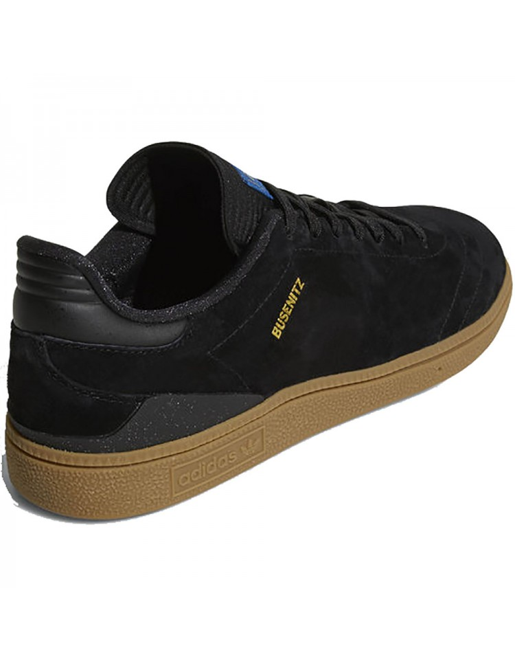 new product 2f63f 52508 Adidas Busenitz RX Black Gum