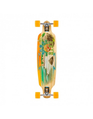 Longboard SECTOR9 Shoots LIGHTHOUSE Complete