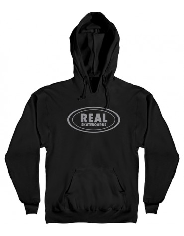 Sweat REAL Oval Black M