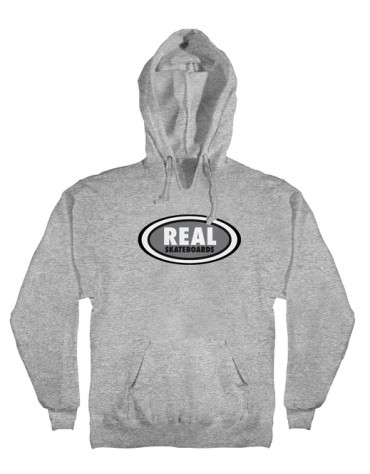 Sweat REAL oval Gun Metal S