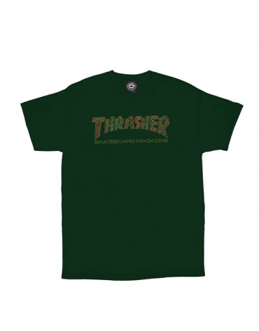 Tee shirt THRASHER DAVIS