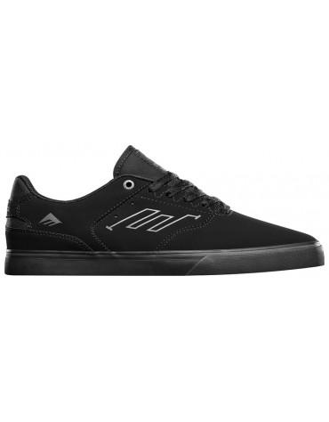 Chaussures EMERICA Reynolds Low Vulc Black Raw