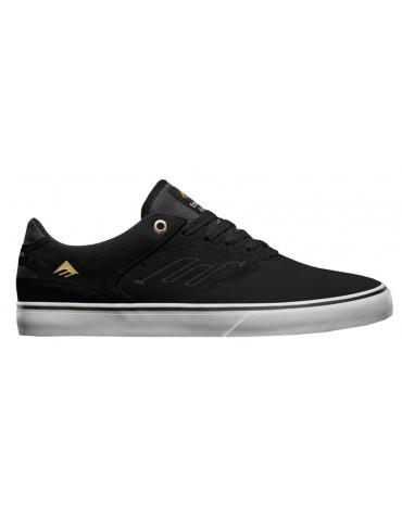 Chaussures EMERICA Reynolds Low Vulc Black/White