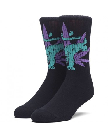 Chaussettes HUF Black Light Panther