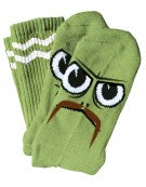 Chaussettes Toy Machine Sect Eye Verte