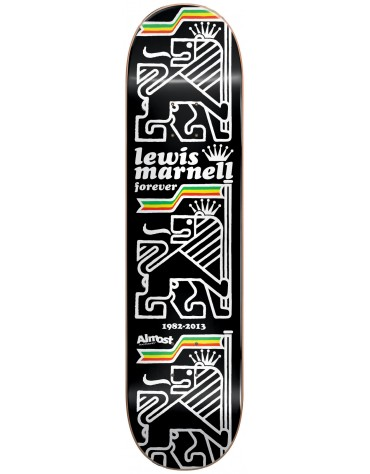 Plateau ALMOST Lewis Marnell 8.0