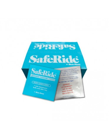 Visseries SKATE MENTAL Safe Ride 1""