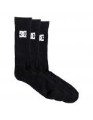 Mi-chaussette DCSHOES Pack de 3