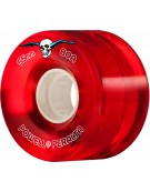 Roues POWELL PERALTA 55mm 80A Red