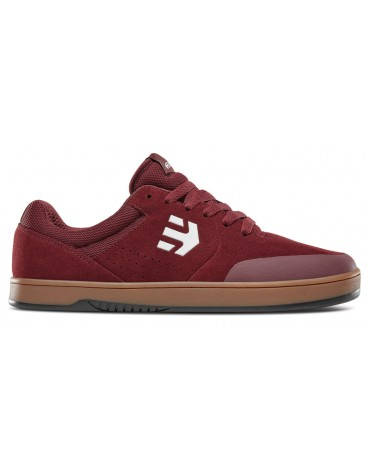 ETNIES marana X Michelin Burgundy/Tan/White