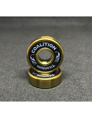 Roulement Coalition Titanium Gold