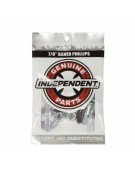 INDEPENDENT VISSERIE (JEU DE 8) GP PHILLIPS 0.875 BLK SILVER