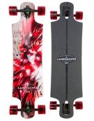 """Longboard LANDYACHTZ Drop Hammer Red 36,5 """""""