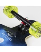 Longboard SECTOR9 Midnight Faultline