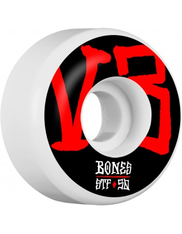 Roues BONES STF V3 50mm