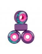 ORANGATANG SKIFF ROUE purple  4 PACK 62MM 80A