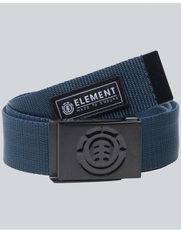 623d674e0f8 Ceinture ELEMENT Bleu - Lechoppe Skateshop