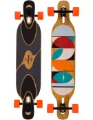 "LOADED DERVISH SAMA 42.8"" (109CM) LONGBOARD-COMPLÈ"