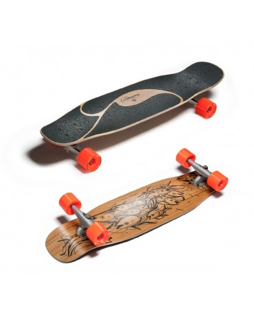 LOADED  Longboard COMPLETE POKE
