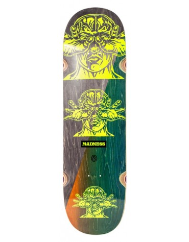 MADNESS DECK HEAD HANDS R7 9.0 X 33.2