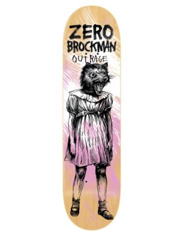 Plateau ZERO Outrage 8.25