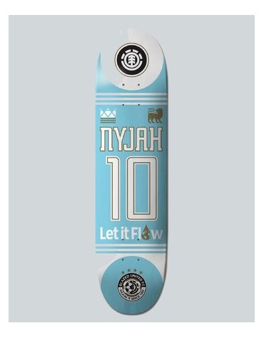 Blazed Nyjah 8 - Deck
