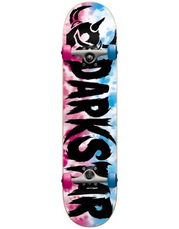 Skate DARKSTAR Complet Ultimate Pinkblue 7.0
