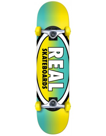 Skate Complet REAL Oval 7.5