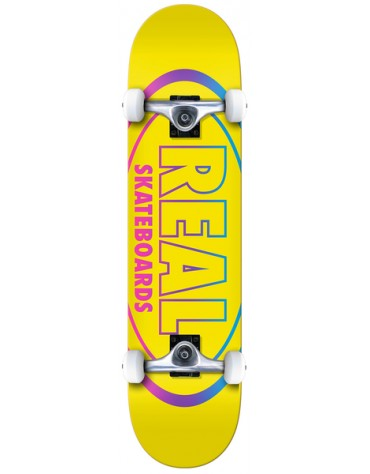 Skate Complet REAL Oval Gleams XL 8.25
