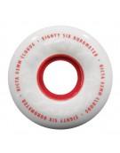 RICTA WHEELS (JEU DE 4) 53MM CLOUDS RED 86A