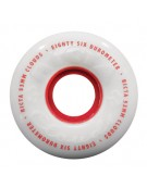 RICTA WHEELS (JEU DE 4) 53MM CLOUDS RED 86A