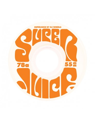 Roues OJ Wheels 56mm Mini super Juice 78A