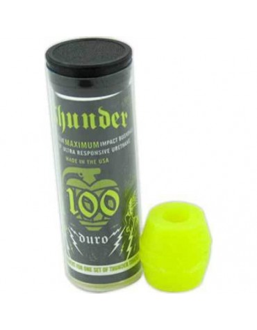THUNDER BUSHINGS (JEU DEE 4 GOMME) TUBE 100DU NEON