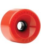 Roue kryptonics rouge 75mm