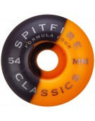 SPITFIRE WHEELS (JEU DE 4) 54MM F4 99D EMBERS CLASSIC SWIRL