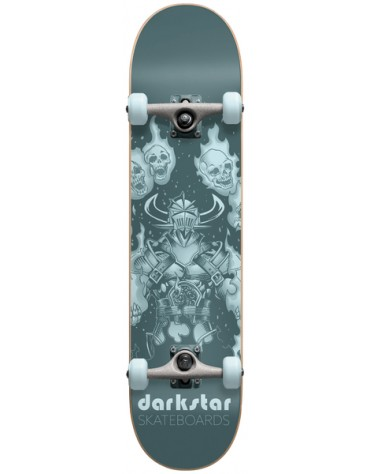 DARKSTAR COMPLETE MIC 6.75 SURE SHOT MATTE ICE BLUE
