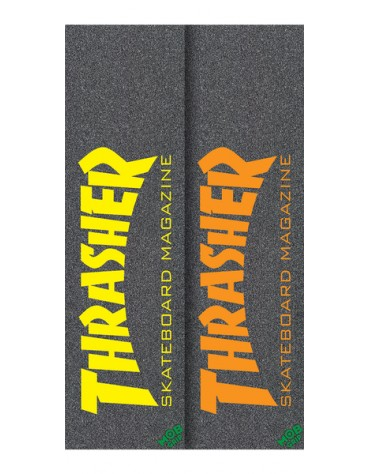 THRASHER GRIP PLAQUE MOB SKATE MAG