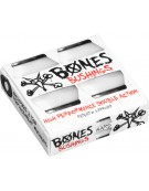 BONES BUSHINGS (JEU DE 4 GOMMES) HARD WHITE