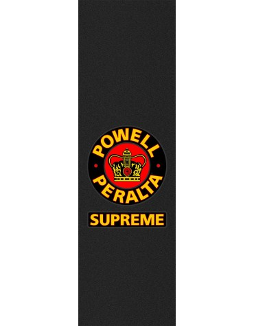 Grip SUPREME X POWELL Black