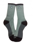 BAKER SOCKS CAPITAL B CONCRETE