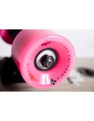 "Dusters Wisdom - California Locos 29"" - Pink"