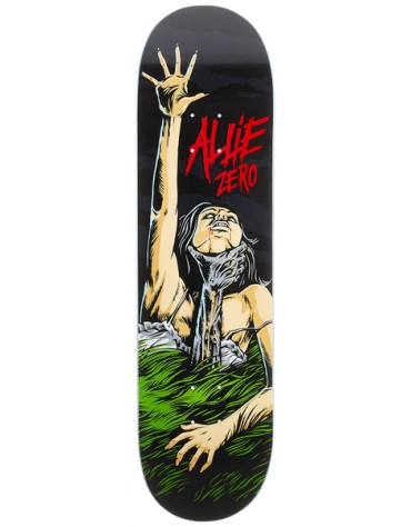 ZERO DECK ALLIE DEATH GRIPS MULTI 8.375 X 31.9